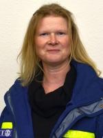 Unsere Verwaltungsbeauftragte Dorina Henze.