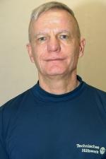 Unser Verwaltungsbeauftragter Michael Claus.